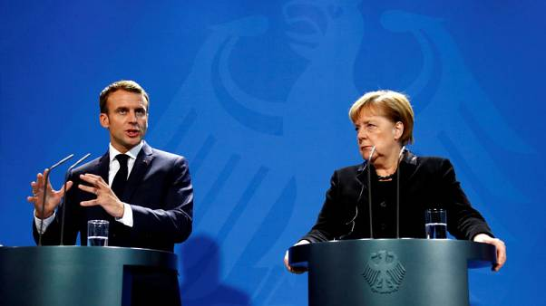 Merkel eyes closer cooperation in EU defence systems