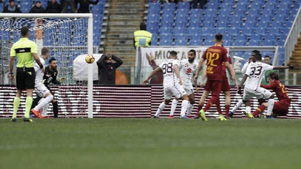 Serie A: Roma-Torino 3-2