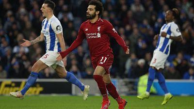 Premier: il Liverpool allunga sul City