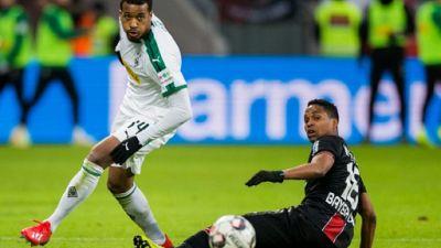 Allemagne: Pléa offre une victoire précieuse à Mönchengladbach