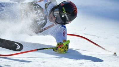 Ski: fracture au genou pour l'Italien Buzzi, 6e de la descente de Wengen