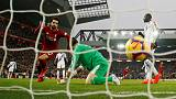Liverpool recover from shaky start to beat Palace 4-3