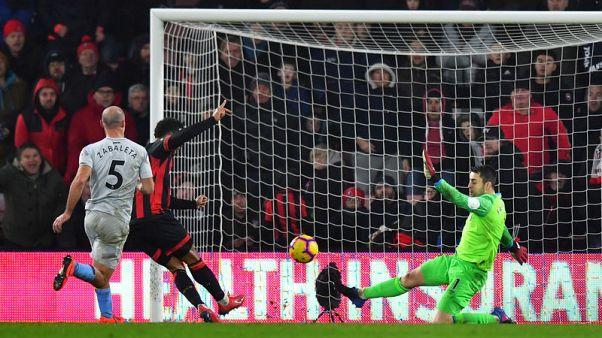 Wilson scores wonder volley as Bournemouth beat West Ham