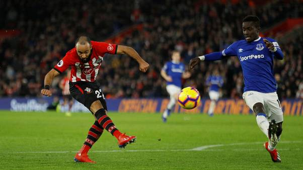 Big win for Hasenhuettl's revived Southampton over Everton
