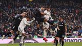 Madrid climb to third with vital win over Sevilla