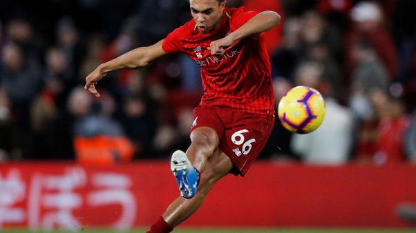 Liverpool's Alexander-Arnold pens long-term deal