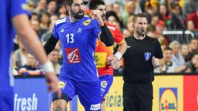 Hand: les Bleus en bonne voie vers les demies en battant l'Espagne
