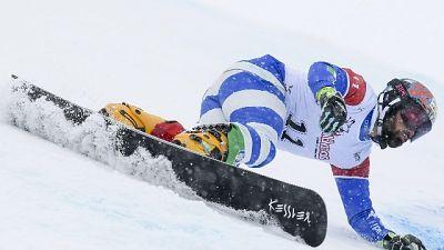 Snowboard: doppietta azzurra in Slovenia