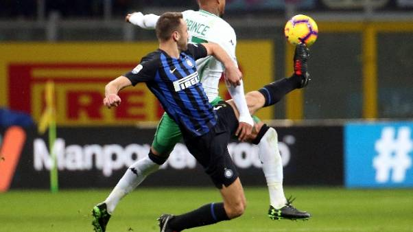 Serie A: Inter-Sassuolo 0-0