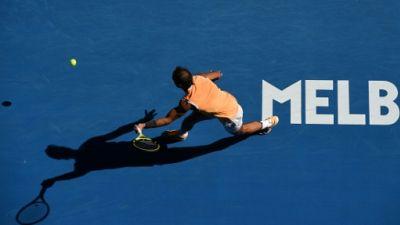 Open d'Australie: Nadal en quarts de finale sans perdre un set