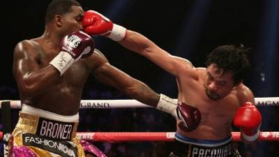 Boxe: Pacquiao en démonstration