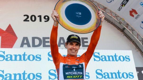 Tour Down Under: Impey conserve son titre à l'issue de la dernière étape