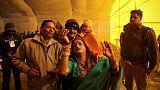 From pariah to demi-god - transgender leader a star at massive Indian festival