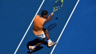 Open d'Australie: Nadal économise son énergie, Sharapova cale encore