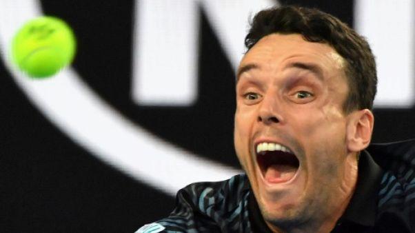 Open d'Australie: Bautista s'offre Cilic et un premier quart de finale