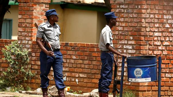 Zimbabwe crackdown a sign of things to come, president's spokesman warns
