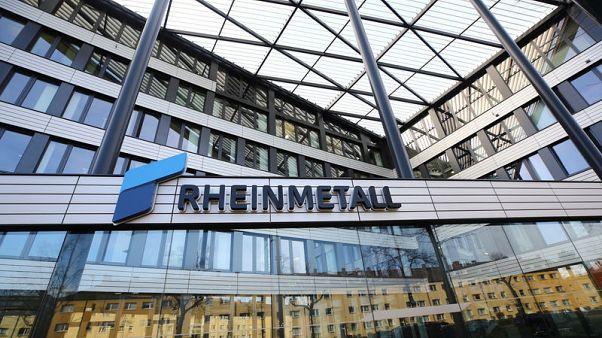 Rheinmetall plans to sue Germany over Saudi arms embargo - Spiegel