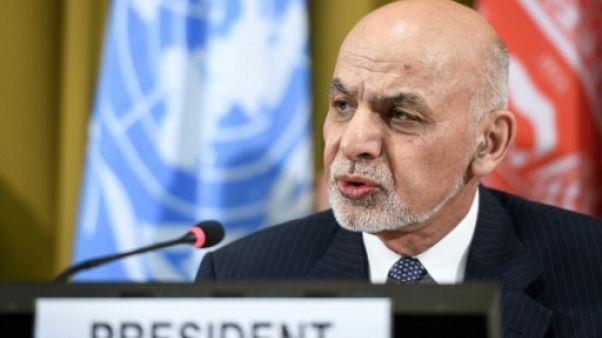 Afghanistan: le président Ghani officiellement candidat à sa réélection