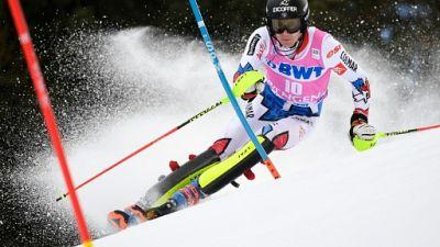 Ski: le Français Clément Noël s'impose en slalom à Wengen devant Feller et Hirscher
