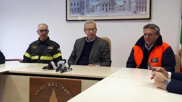 Bomba Ancona: prefetto, fine pericolo