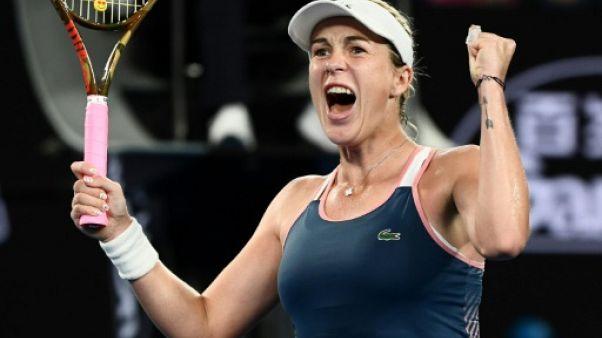 Open d'Australie: Pavlyuchenkova écarte Stephens pour passer en quarts