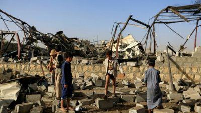 """La coalition menée par Ryad dit avoir """"détruit"""" des sites de drones au Yémen"""