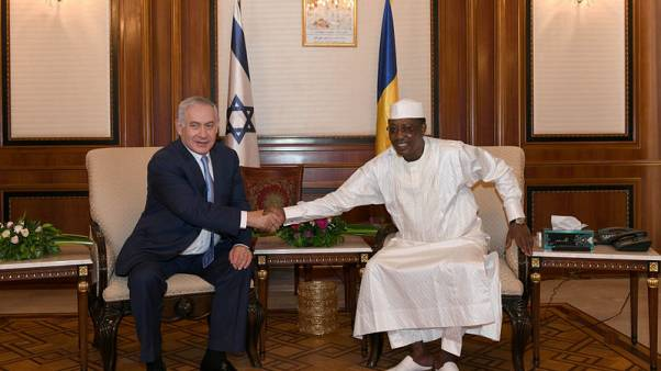 Israel and Chad revive diplomatic relations, call for closer security ties