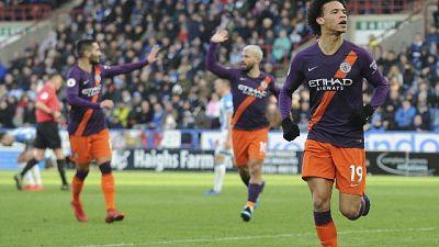 Il City vince e resta a -4 dal Liverpool