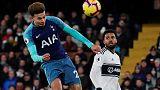 Winks grabs last-gasp winner as Spurs beat Fulham