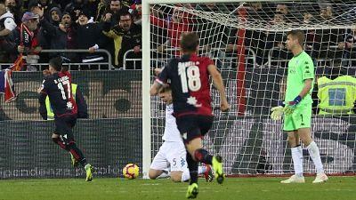 Calcio: Cagliari-Empoli pareggiano 2-2