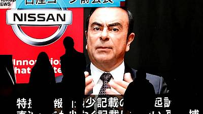 Detained ex-Nissan executive Ghosn promises not to flee Japan if freed