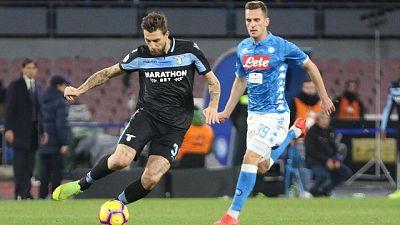 Napoli-Lazio 2-1