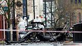 Irlande du Nord : quatre arrestations après l'explosion d'une voiture piégée