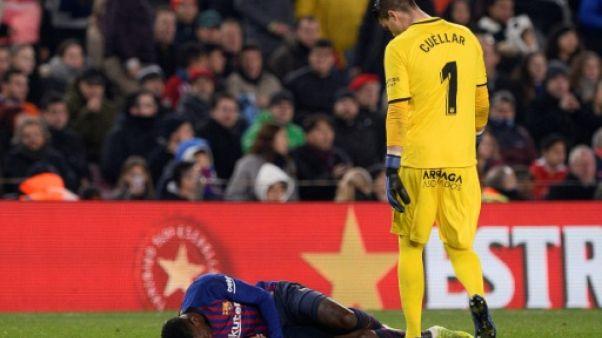 Dimanche des Bleus: Dembélé et Payet sortent blessés