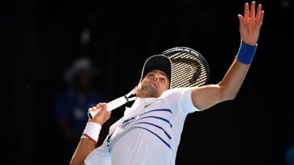 Open d'Australie: Djokovic et Pouille en lice, choc Halep-S Williams
