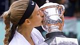 Tennis: Mary Pierce et Li Na vont entrer au Hall of Fame