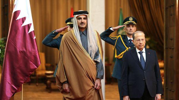 قطر تعتزم استثمار 500 مليون دولار في السندات اللبنانية لدعم الاقتصاد