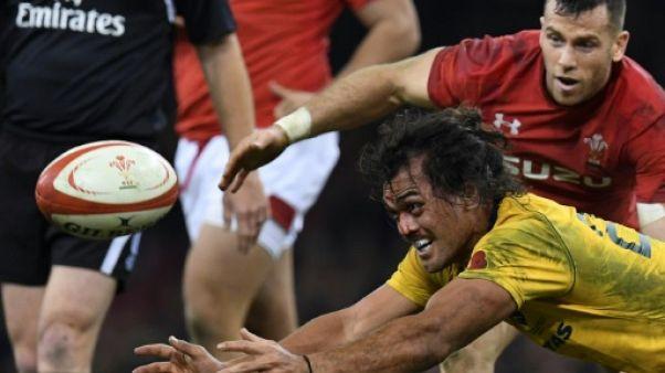 Rugby: l'Australien Hunt trouve une seconde chance chez les Waratahs