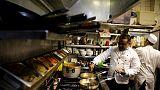 From London's Brick Lane to Davos, veganism on the menu