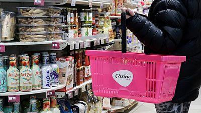 Supermarket retailer Casino to sell 26 stores worth 501 million euros