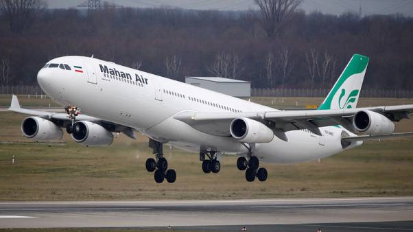 Bowing to US pressure, Germany bans Iran airline from its airspace