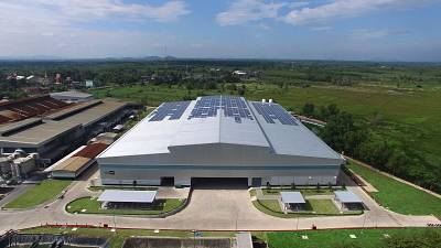 GROHE Site in Thailand Is the Most Sustainable Production Plant in Southeast Asia Thanks to Its German Sustainable Building Council (DGNB) Silver Certification