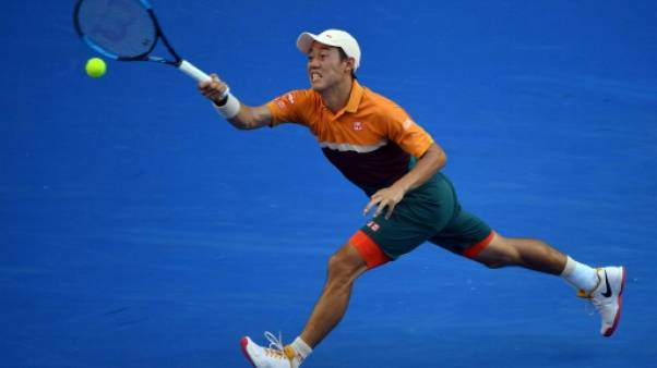Open d'Australie: Nishikori remonte deux sets contre Carreno Busta et va en quarts