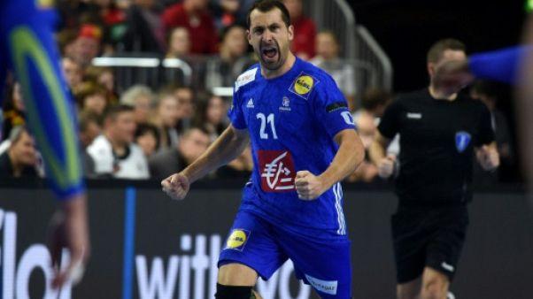Hand: Montpellier ne reconduit pas le contrat de Guigou