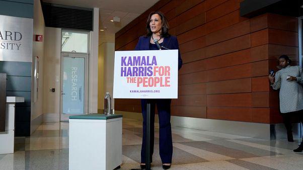 Democratic U.S. Sen. Kamala Harris jumps into 2020 White House race