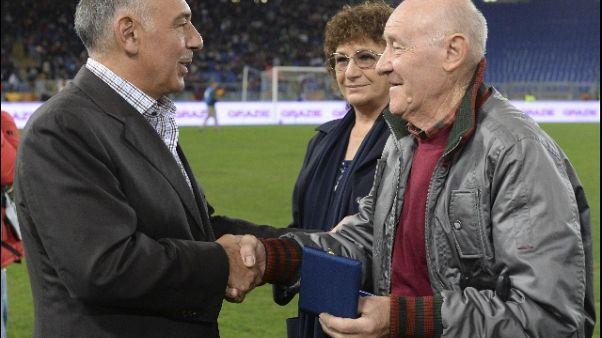 La Roma piange Pedro Manfredini