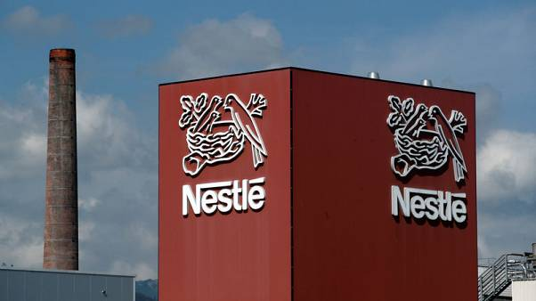 Private equity firms circling Nestle's skin health business - sources