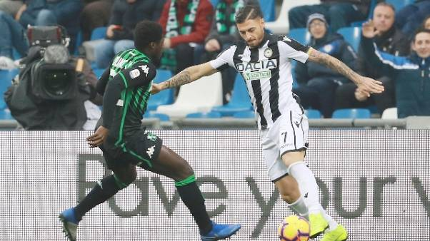 Calcio:Udinese,prestito Pezzella a Genoa
