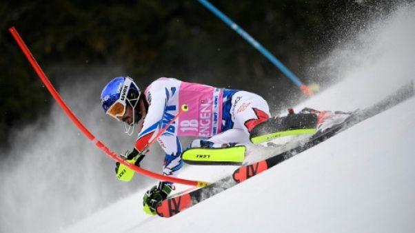 Ski: saison terminée pour Grange, victime d'une rupture du ligament croisé antérieur