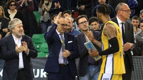 Basket: dal 14/2 Coppa Italia a Firenze